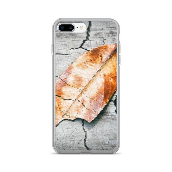 Leaf iPhone 7/7 Plus Case  #rustic #art #beautiful #love #leaf #fall #countryliving #artist #farmhouse