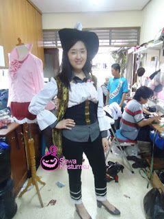 Sewa Kostum Cosplay Jakarta: Rental Kostum Jakarta Utara 0817 661 6654