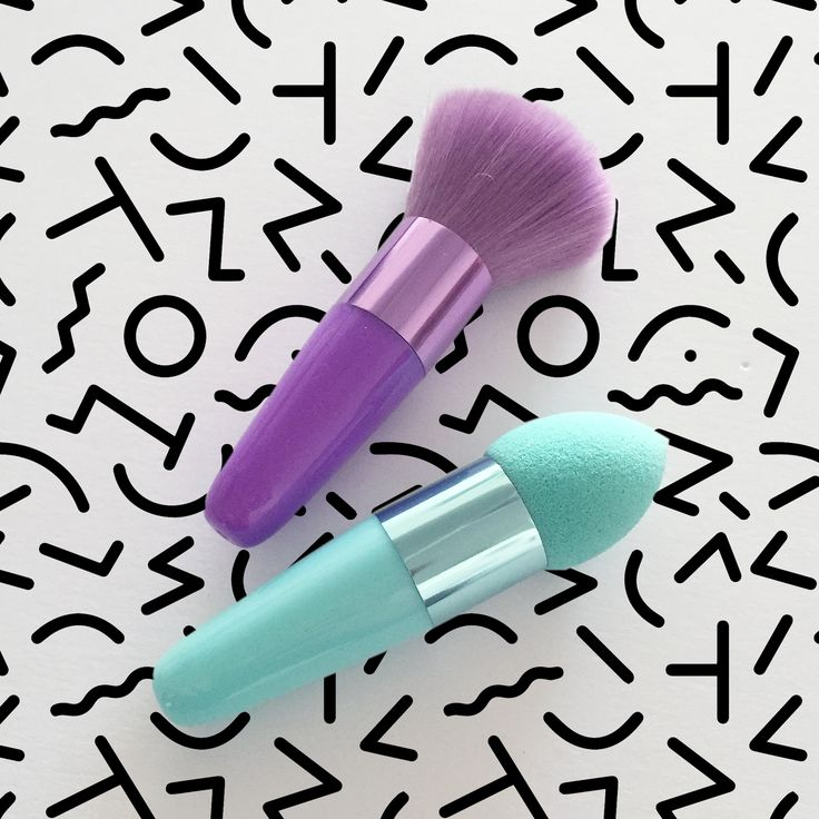 ⋄ TAKE BOTH: Cool brushes ⋄ #Todomoda #brochas #pastel #makeup