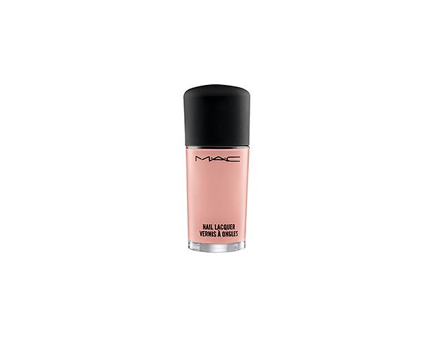 @Byrdie Beauty - M.A.C. Fantasy of Flowers Nail Lacquer in Pep Pep Pep ($16)