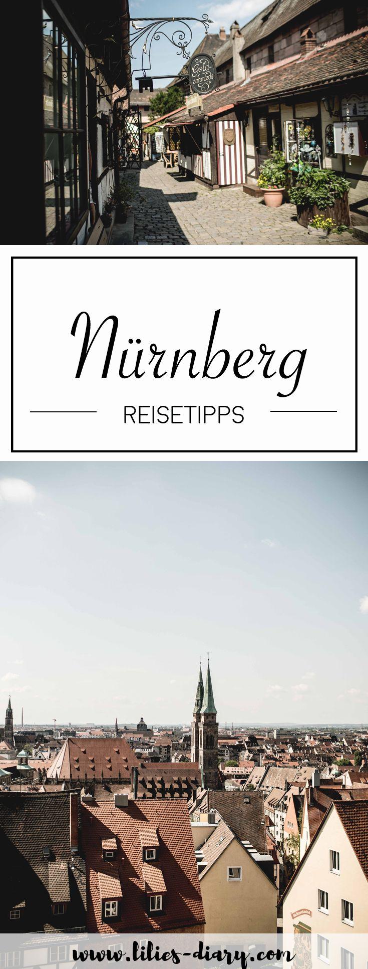 Insidertipps Nürnberg – Sightseeing, coole Shops und mehr. Alle Infos auf www.lilies-diary.com.