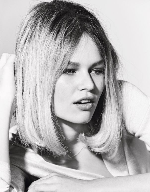 Anna Ewers by Patrick Demarchelier for W Magazine May 2014