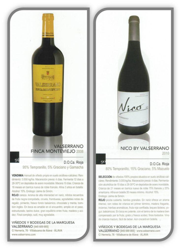 Los Mejores Vinos Españoles 2014. Revista Restauradores.