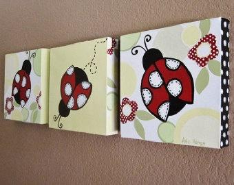 ladybug nursery - Google Search