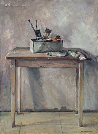 Jan van Loon, 100 x 72,5 cm