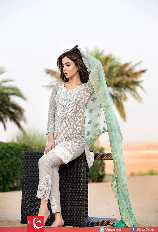 Zainab Chottani Eid Collection 2016 by LSM