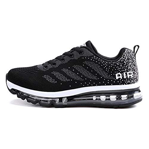 Femme Air Baskets Chaussures Sneakers Style Running Multicolore Respirante ELECTRI Femme Baskets Course Gym Fitness Sport Chaussures Air