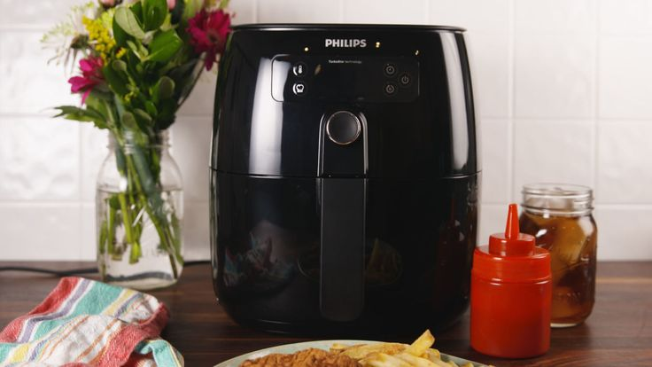 This Air Fryer Will Make You Ditch The Deep-Fryer