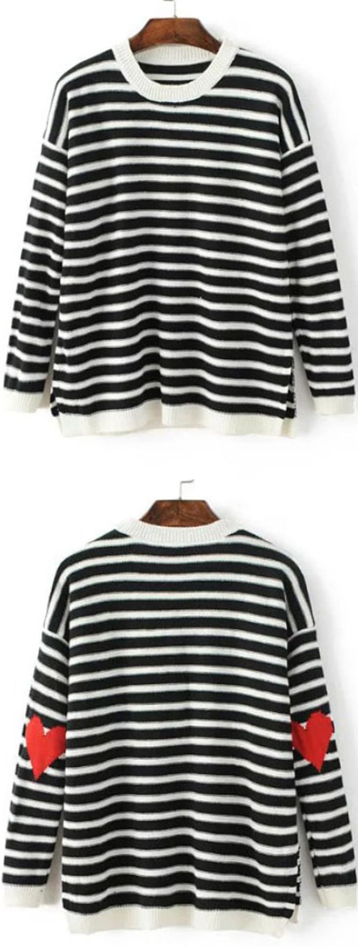 Best 10+ Elbow patch sweater ideas on Pinterest | Polka dot top ...
