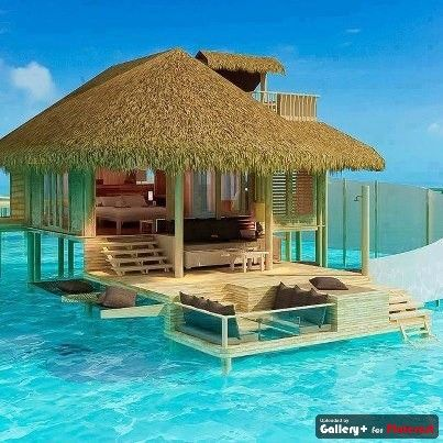 Bungalow Over The Water