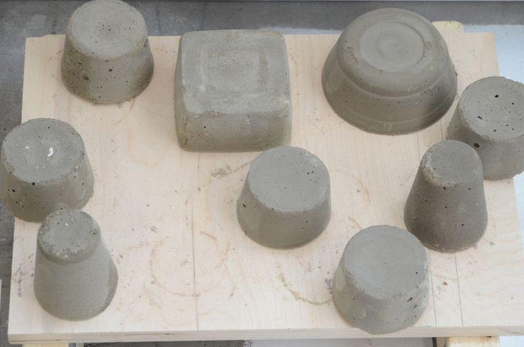1000 images about beton on pinterest concrete planters. Black Bedroom Furniture Sets. Home Design Ideas