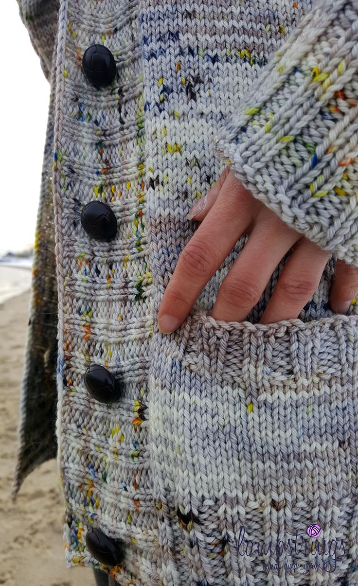 Ravelry: Seacliff Cardigan pattern by Shanna Felice