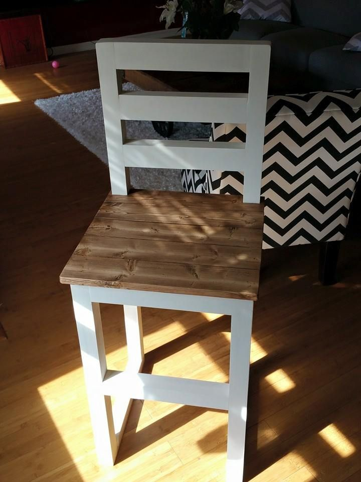 Counter height bar stools | Do It Yourself Home Projects from Ana White