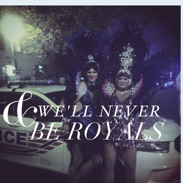 """#dc4life #dragRace few years ago they started  calling it the """"high heel race""""...but it will always be the Drag Race to me...xoxo"""