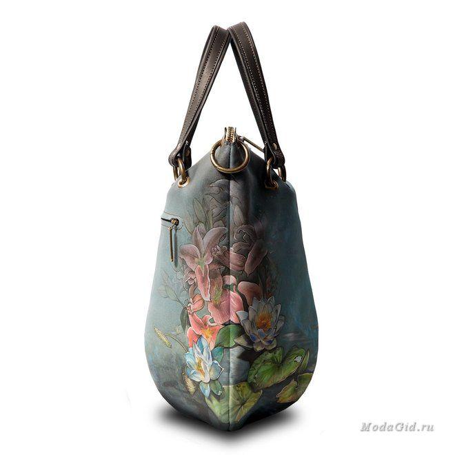 "Сумки: Коллекция сумок Ante Kovac ""Skazki"", осень 2016"