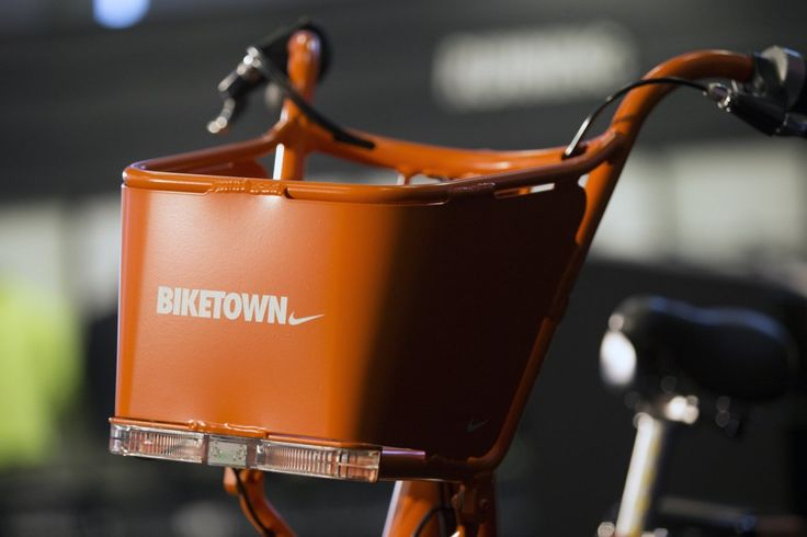 #BikeTown #NikeBike