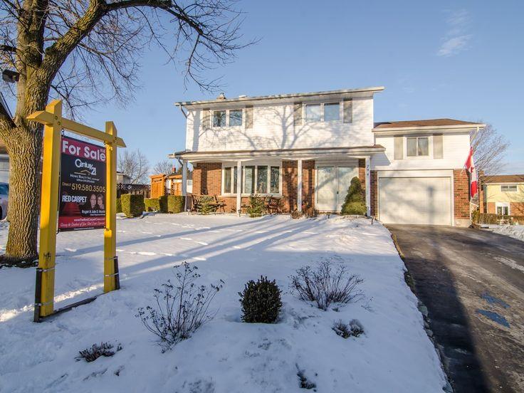 Home for Sale - 294 Creighton Court, Waterloo, ON N2K 1W6 - MLS® ID 1512123