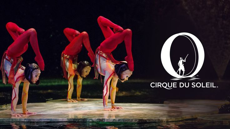 """O"" by Cirque du Soleil - Official Trailer ...Personally this is dedication to me as I think a lot of these types of careers are very loco!"