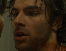 "audleystreet: "" Trembling Vampire Aidan Turner as Mitchell in ""Being Human"" """