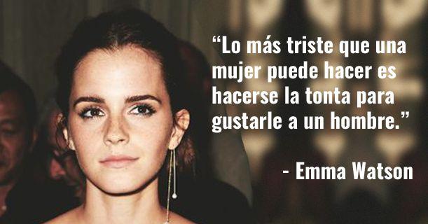 8 Frases Inspiradoras de Emma Watson Acerca de la Igualdad de Genero