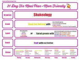 21day fix vegetarian menu - Google Search