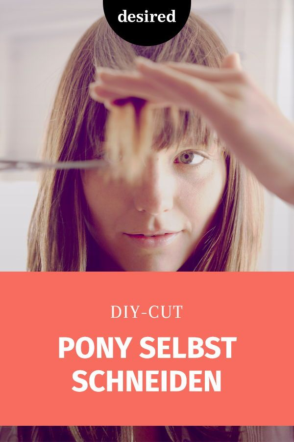 micro pony schneiden