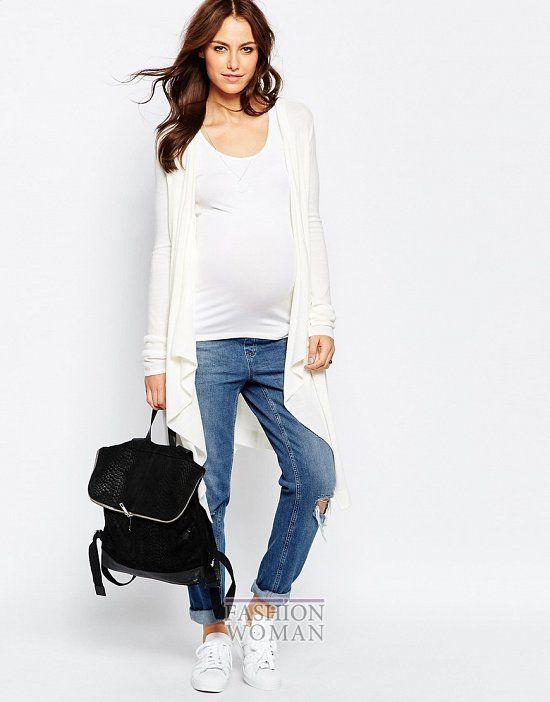 31 besten Maternity Fashion // Модные тенденции для беременных ...
