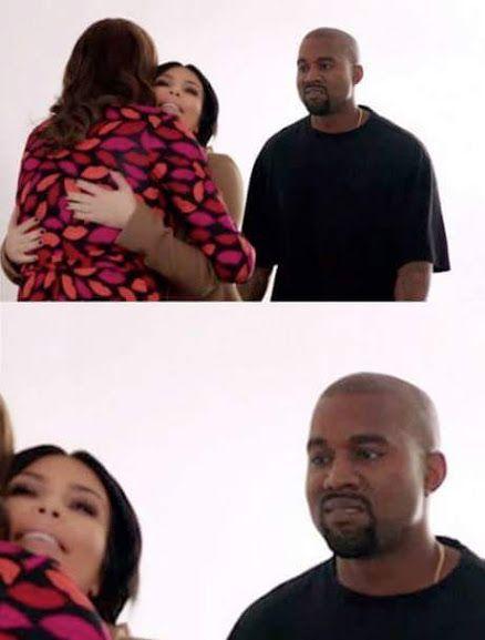Kanye Meets Caitlyn