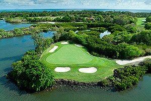 Golf at Constance Resorts Mauritius www.mic-mauritius.com