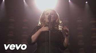 Adele - Someone like you (OFFICIAL VIDEO LYRICS) HD Live from Brit Awards 2011 - YouTube