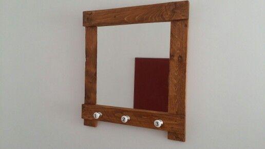 Recibidor espejo