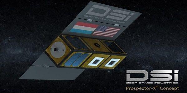 Prospector-X: Αποστολή δοκιμής τεχνολογιών για εξόρυξη υλών από αστεροειδείς από την DSI και το Λουξεμβούργο