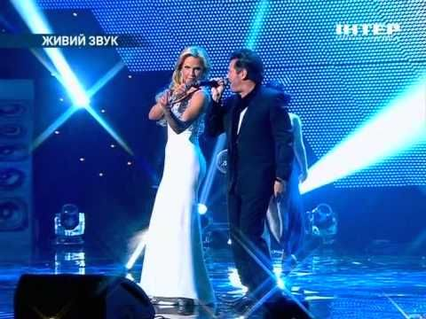 Kamaliya & Thomas  Anders - No Ordinary Love (Live on Yuna , Ukraine 12....