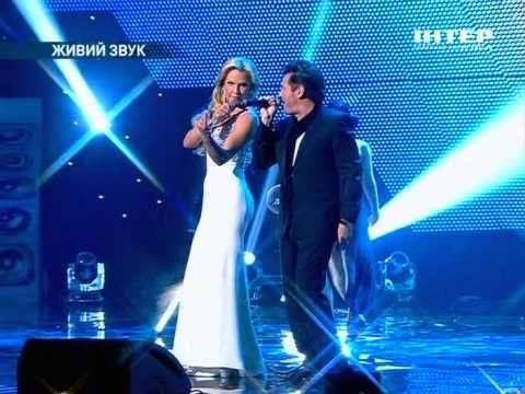 Kamaliya & Thomas  Anders - No Ordinary Love (Live on Yuna , Ukraine 12....
