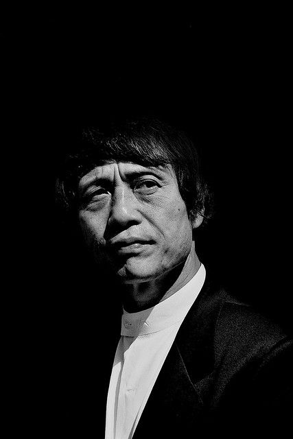 Tadao Ando, the master of seemingly effortless simplicity.