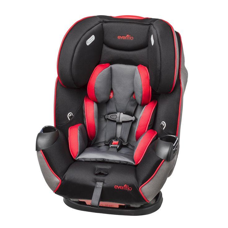 Symphony LX Convertible Car Seat, Red, Baby & Toddler Car Seats