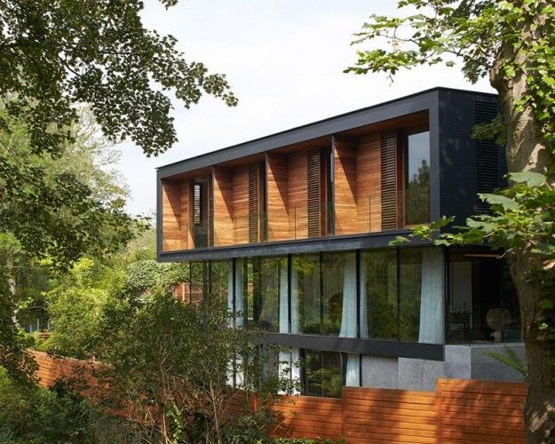 The Fitzroy Park House By Stanton Williams swipelife 3