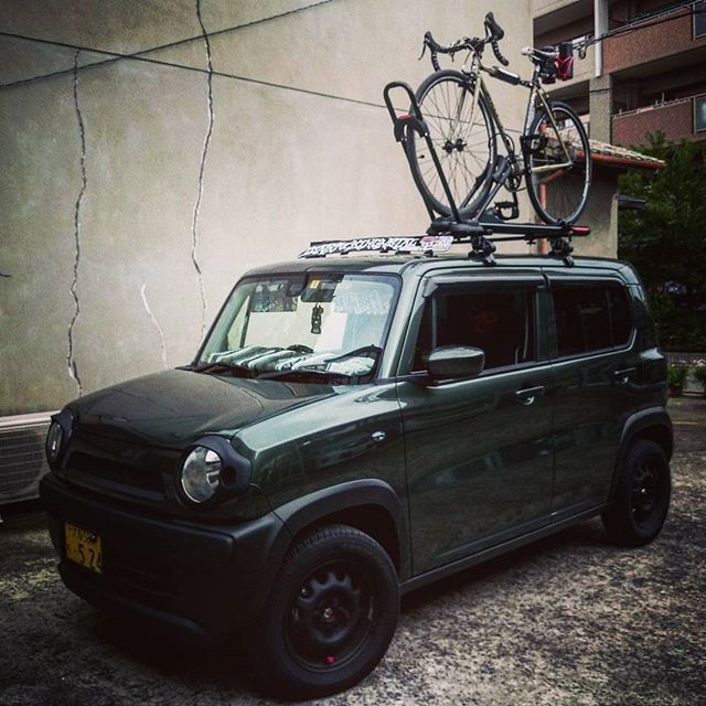 積載 #ハスラー #yakimaracks #fixedgear #surly by rrrrrrrrrrrrrrrrrrrk