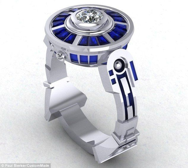 I would so wear this, and I only like Star Wars a little