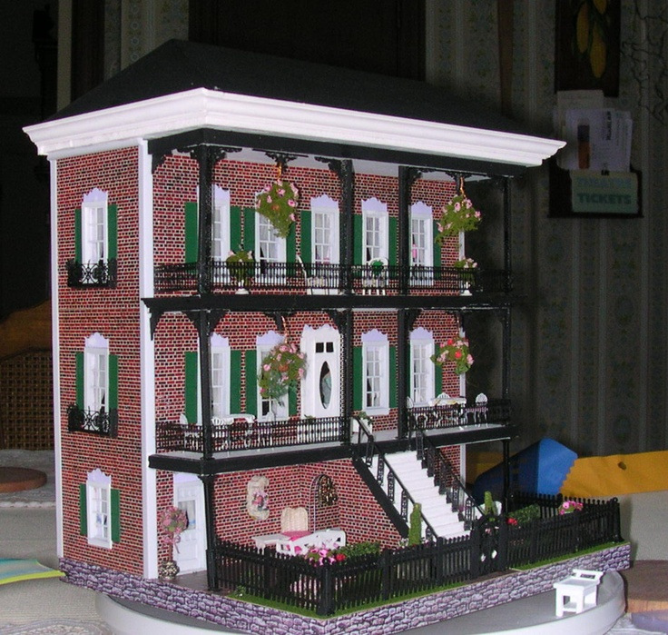 17 Best Images About Amazing Dollhouse Old And New On