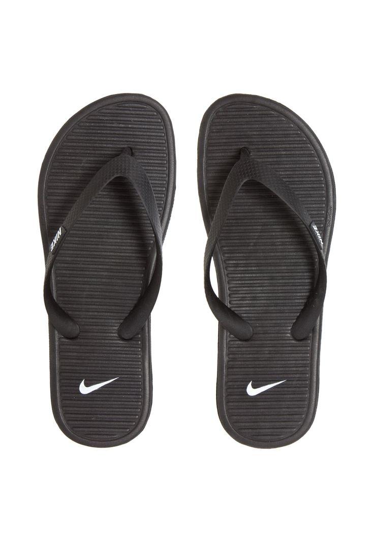 f0c48a8c2c ... Chinelo Nike Solarsoft Thong II Preto - Compre Agora