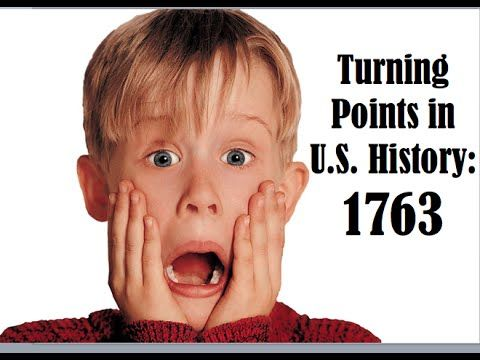 Turning Points in U.S. History: 1763 French and Indian War - YouTube