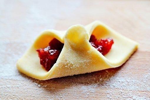 Фото к рецепту: Печенье бабочка