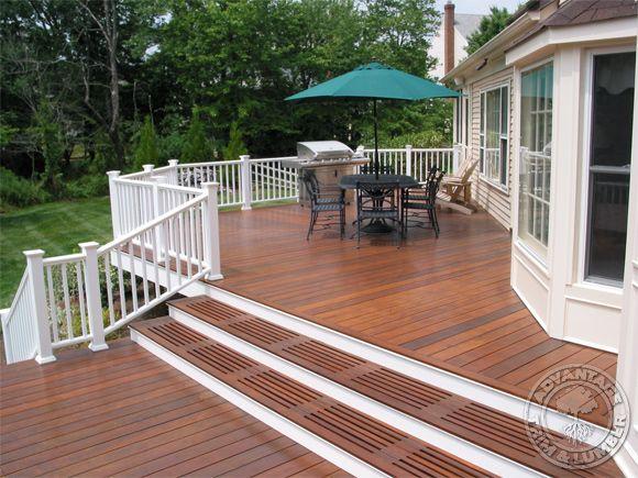 wood decks | Ipe Wood - Ipe Wood Decking - Ipe Deck