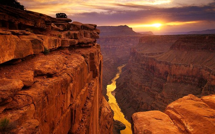 I have to visit the Grand Canyon, can you blame me?