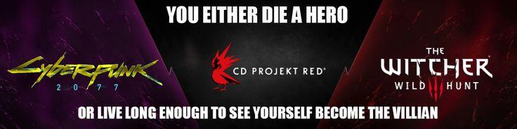 CD Projekt RED is trademarking the word Cyperpunk