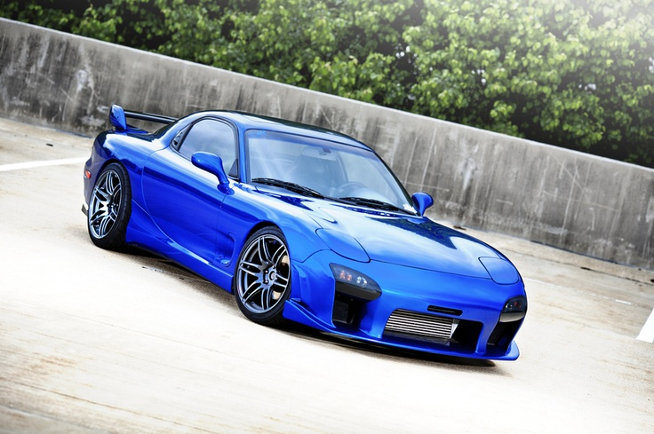 Mazdaspeed RX-7 (photo by John Renna)