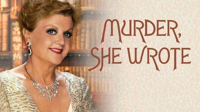 I love Murder She Wrote...and yes I know it is dorky!!