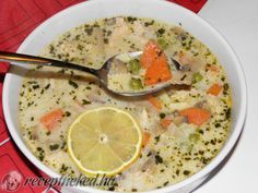 A legjobb Tejszínes, tárkonyos csirkeragu leves recept fotóval egyenesen a Receptneked.hu gyűjteményéből. Küldte: LigetiK