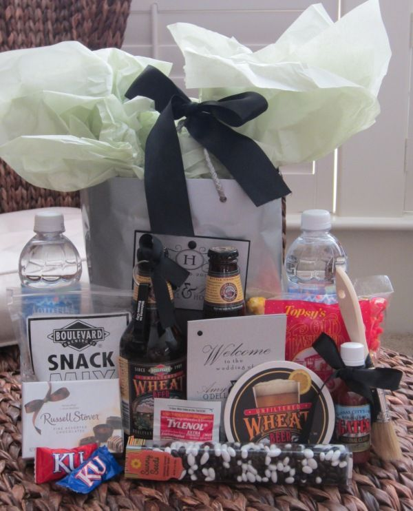 Ideas For Wedding Gift Bags: 20 Best Hotel Guest Arrival Gift Bag Ideas Images On